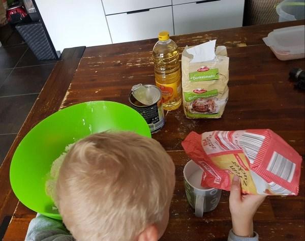 Backen, Backen mit Kindern – einfache Muffins für den Kindergeburtstag, Mission Mom