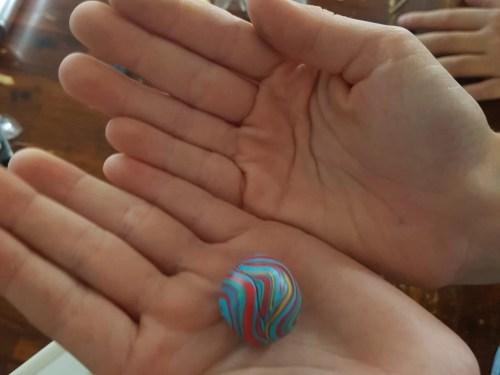 Fimo, DIY Magnete aus Fimo-ein tolles Geschenk mit Kindern basteln, Mission Mom