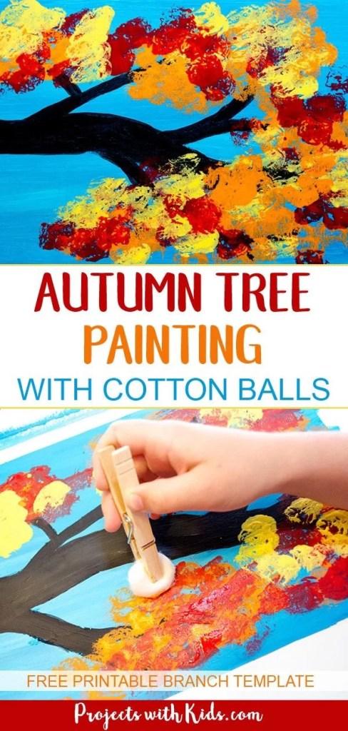 Herbst Kinder basteln ideen