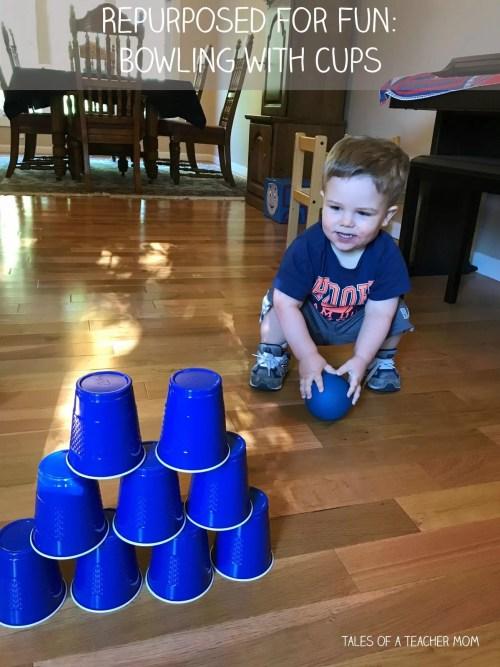 Spielidee für Kleinkinder