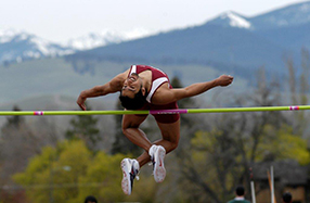Jas Gill - Track & Field High Jump