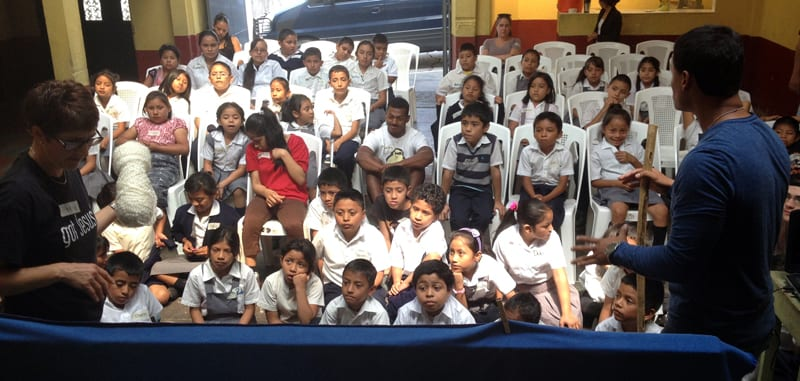 Vacation Bible School in Guatemala with Cadence International