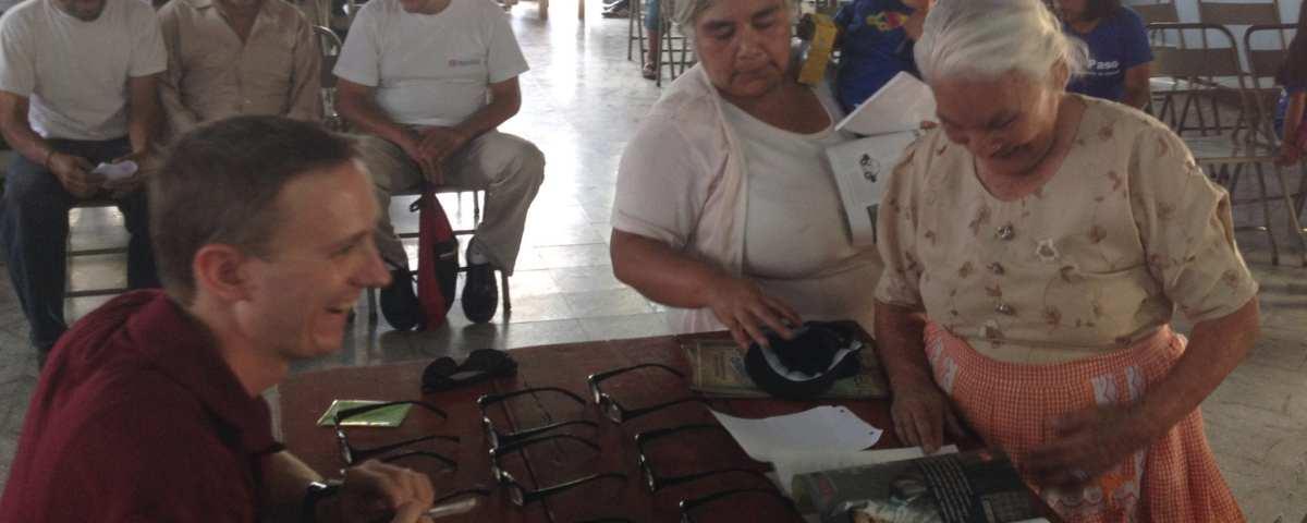Vision Clinics in Guatemala