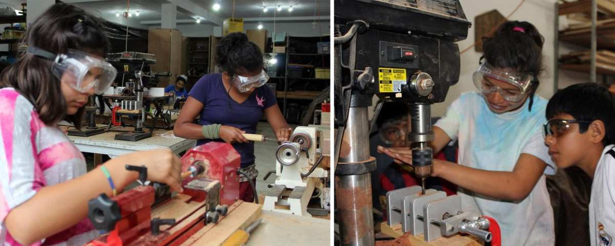 Empowering women through woodworking in Guatemala