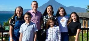 guatemala missionary family, martiny