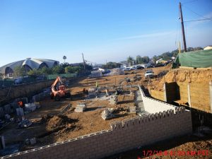 Thrive's new Linda Vista Campus under construction