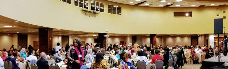 Full house for Women of Color Roar breakfast breeds optimism