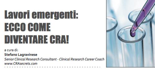 Il ruolo del CRA