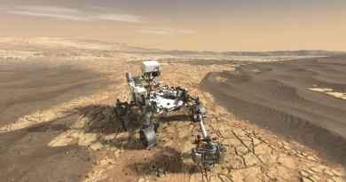 Alla ricerca di vita nel passato di Marte