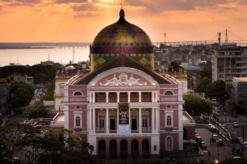 teatro di Manaus