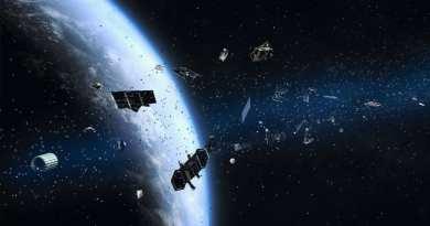Pulizia in orbita – detriti nello spazio