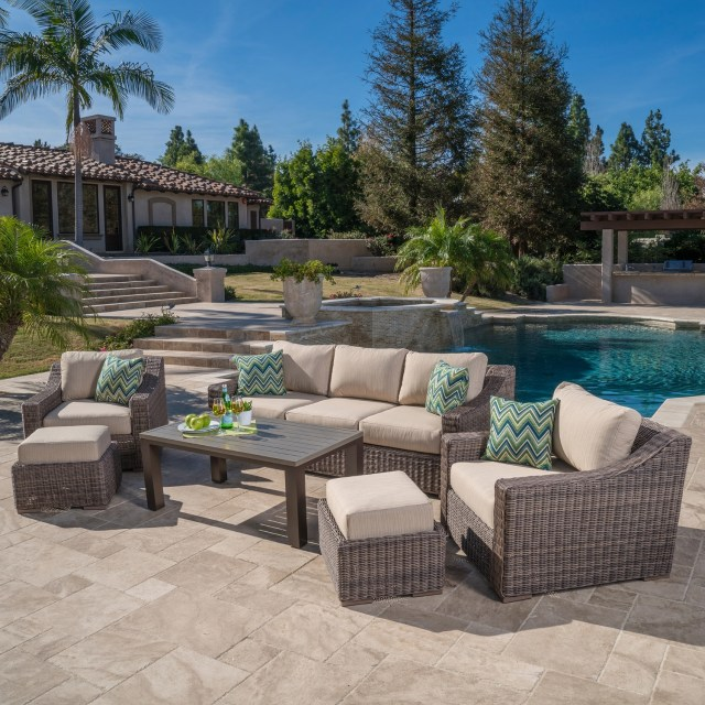 brandemore 6pc deep seating collection | mission hills furniture