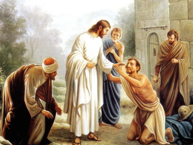 Image result for Jesus' ministry pictures
