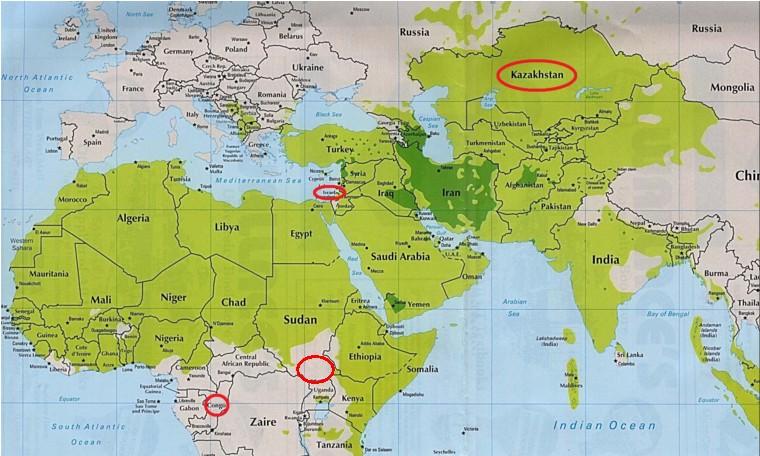 Dove_siamo_conSudSudan