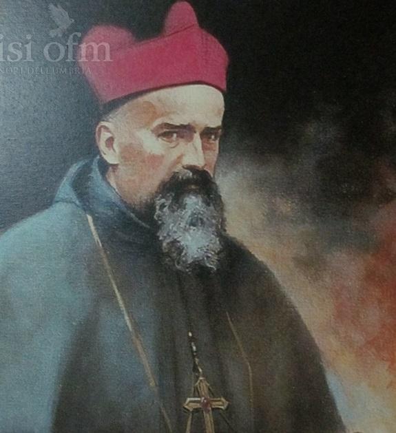Sant'Antonino Fantosati, il virtuoso frate minore martire in Cina