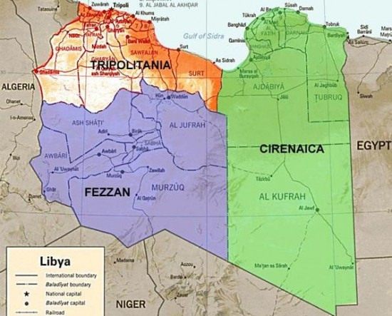 "LIBIA - Un missionario francescano in Cirenaica: ""serve l'aiuto dell'Europa"""