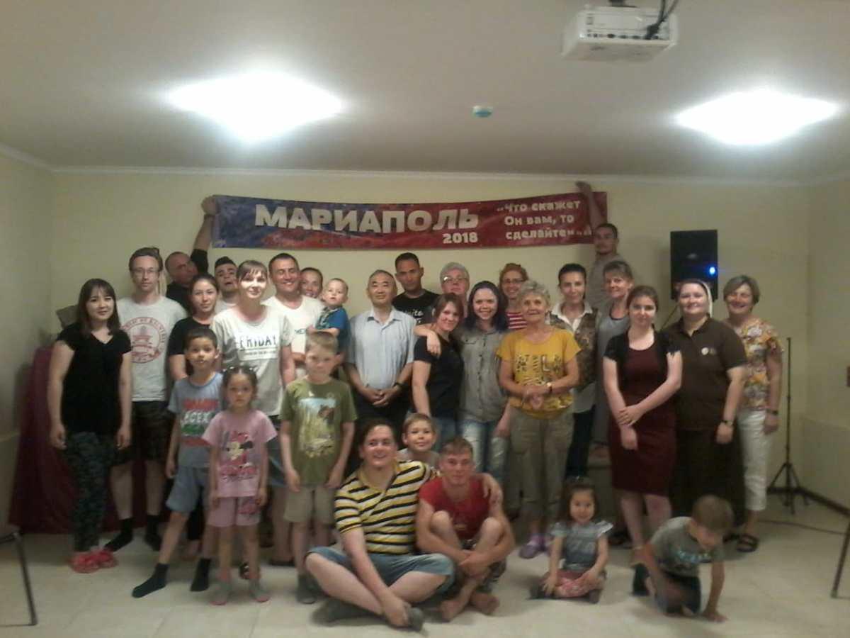 Mariapoli focolarina in Kazakhstan