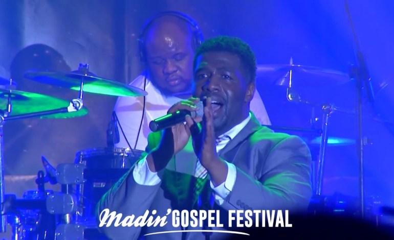 MADIN' GOSPEL FESTIVAL 2016 – Jean JEAN : Relâche ta gloire