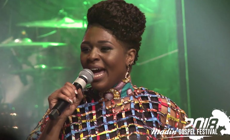 Madin'Gospel Festival 2018 – Dena MWANA : Lift your name