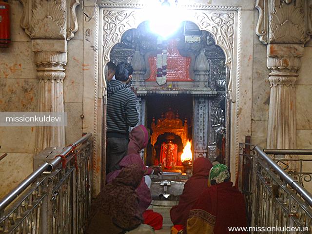 Karni Mata Darshan Deshnok
