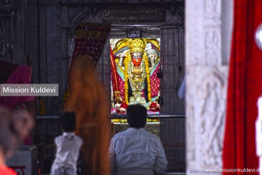 Ashapura Mata Nadol Darshan