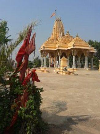 Shakti Mata Temple Dighadiya Halvad