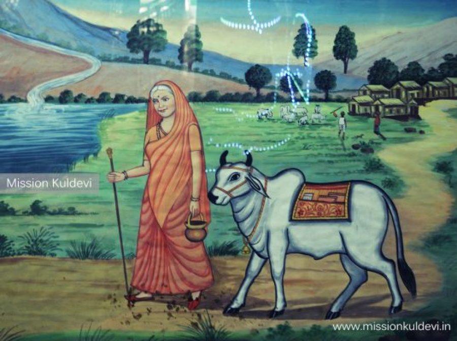 Aai Mataji Yatra