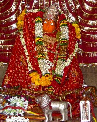 Shri Vankal Mata Viratra