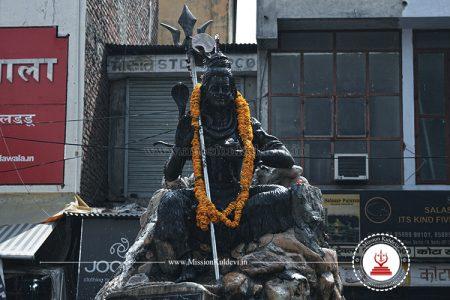 Shiva-idol-salasar-churu-rajasthan