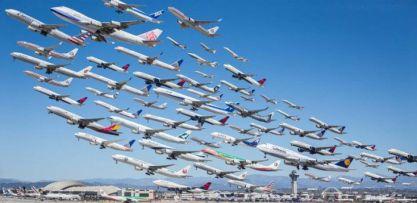 2017 dei cieli, i top e i flop delle compagnie aeree nel mondo