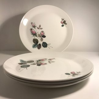 j0134 4x johnson bros dinner plates a