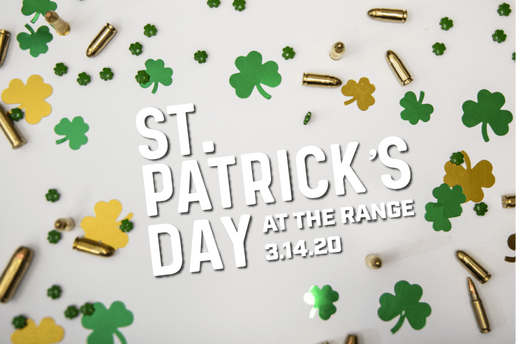 St Patrick S Day At The Range Mission Ridge Range And