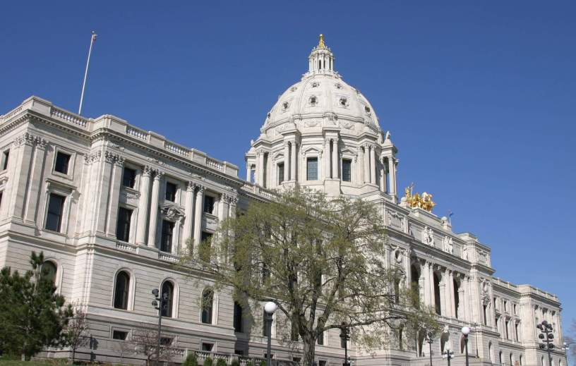 Minnesota Capital building