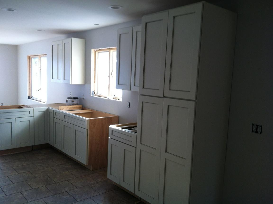 kitchen of lake house mission springs
