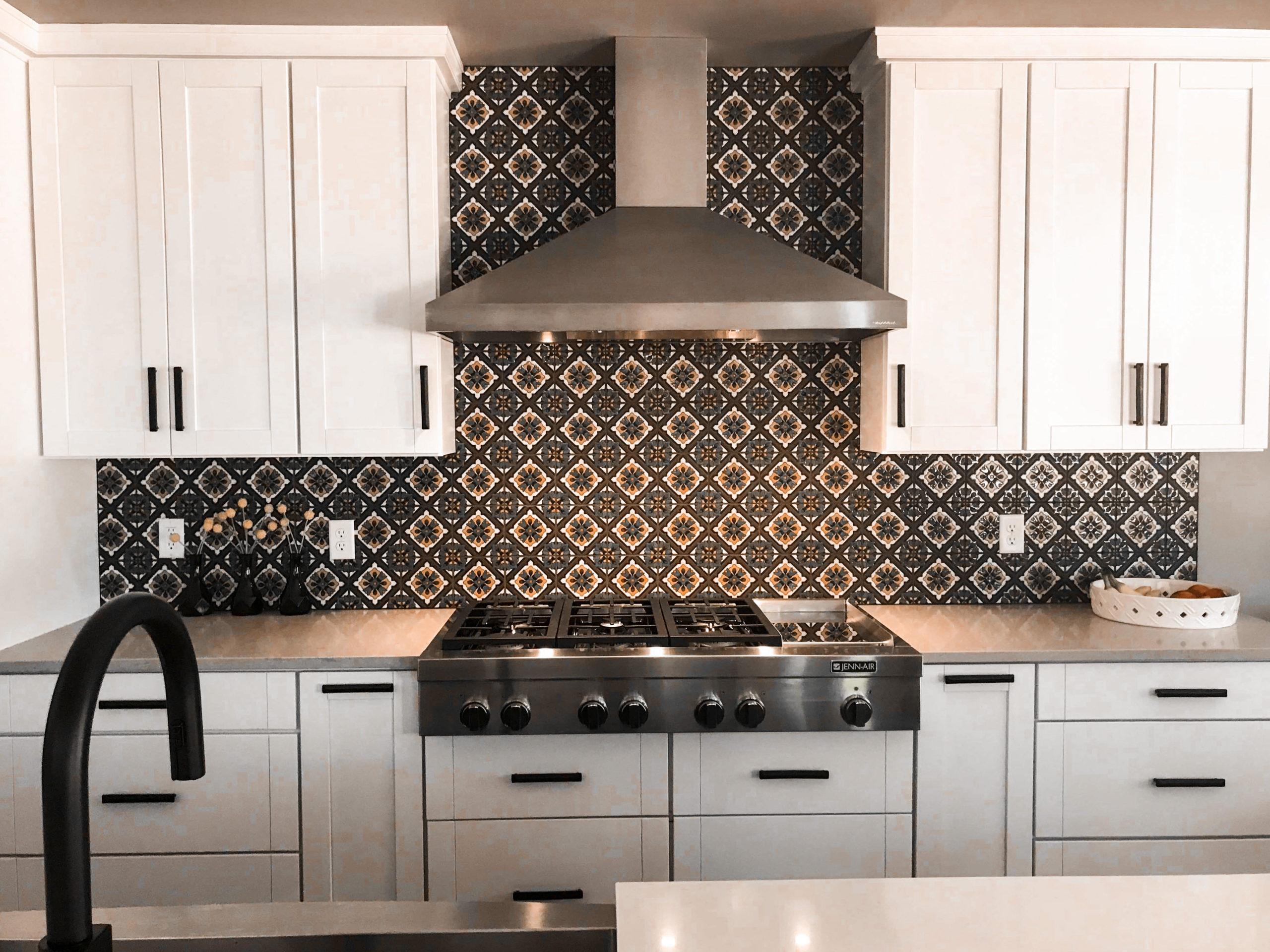 modern spanish kitchen costa mesa