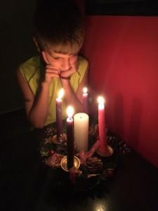 Ian candlelight