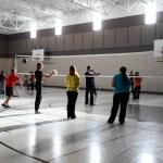 Homeschool Association gym