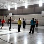 Homeschool Association gym