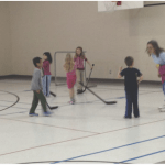mississauga homeschooling floor hockey
