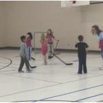 mississauga homeschooling floor hockey