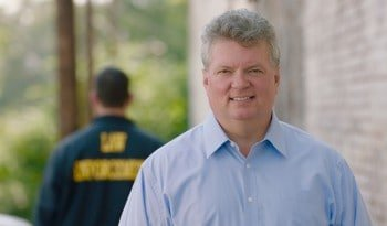 A photo of Attorney General Jim Hood