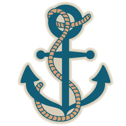 Download Anchor SVG scrapbook cut file cute clipart files for ...