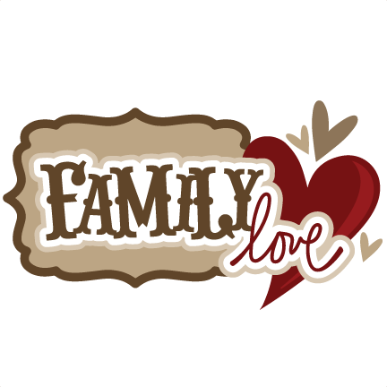 Download Family Love SVG scrapbook title family svg files family ...