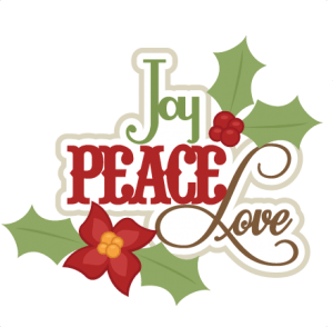 Download Joy Peace Love SVG cutting file christmas svg scrapbook ...