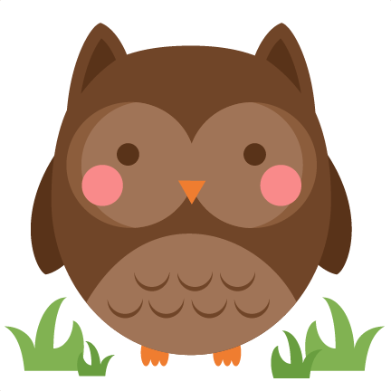 Download Forest Owl SVG cutting files freebie of the day miss kate ...