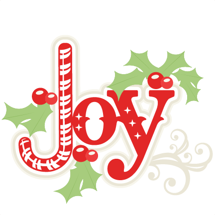 Download Joy Title SVG scrapbook title christmas cut outs for ...
