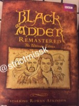 Awesome Black Adder DVD tribute!
