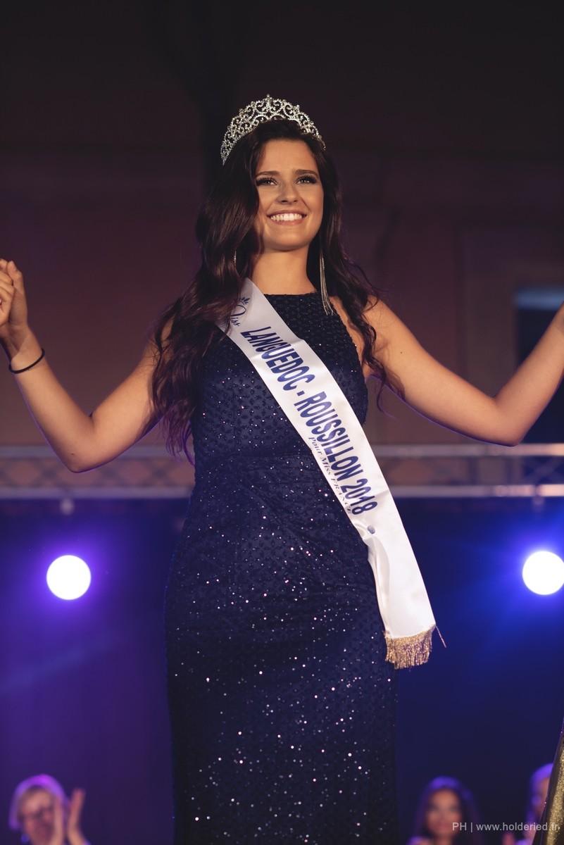 Lola Brengues Miss Languedoc Roussillon 2018 Site