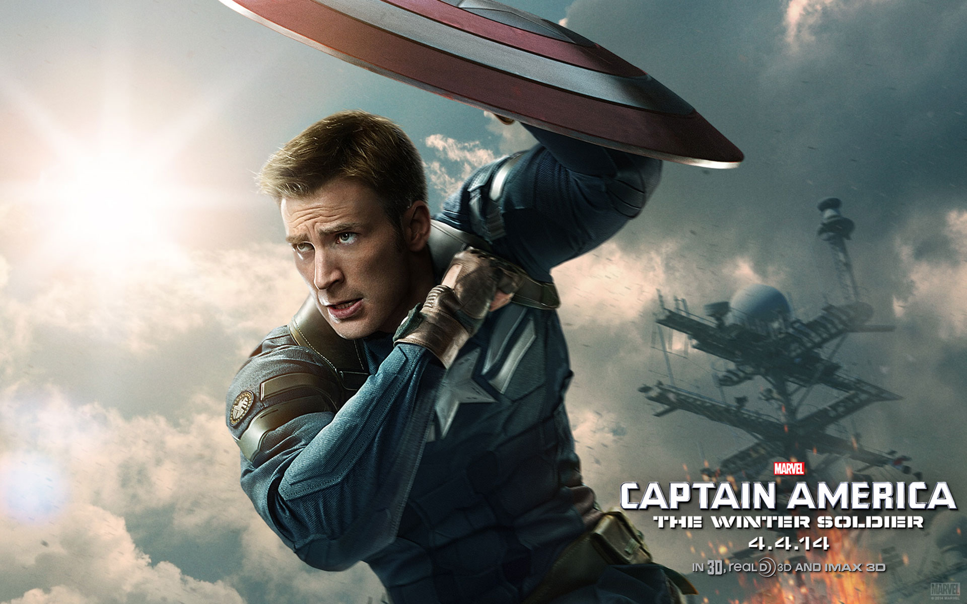 (2014) Captain America: Winter Soldier | Blog Curhat Doank Kok