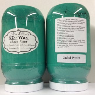 Chock Paint - Jaded Parrot